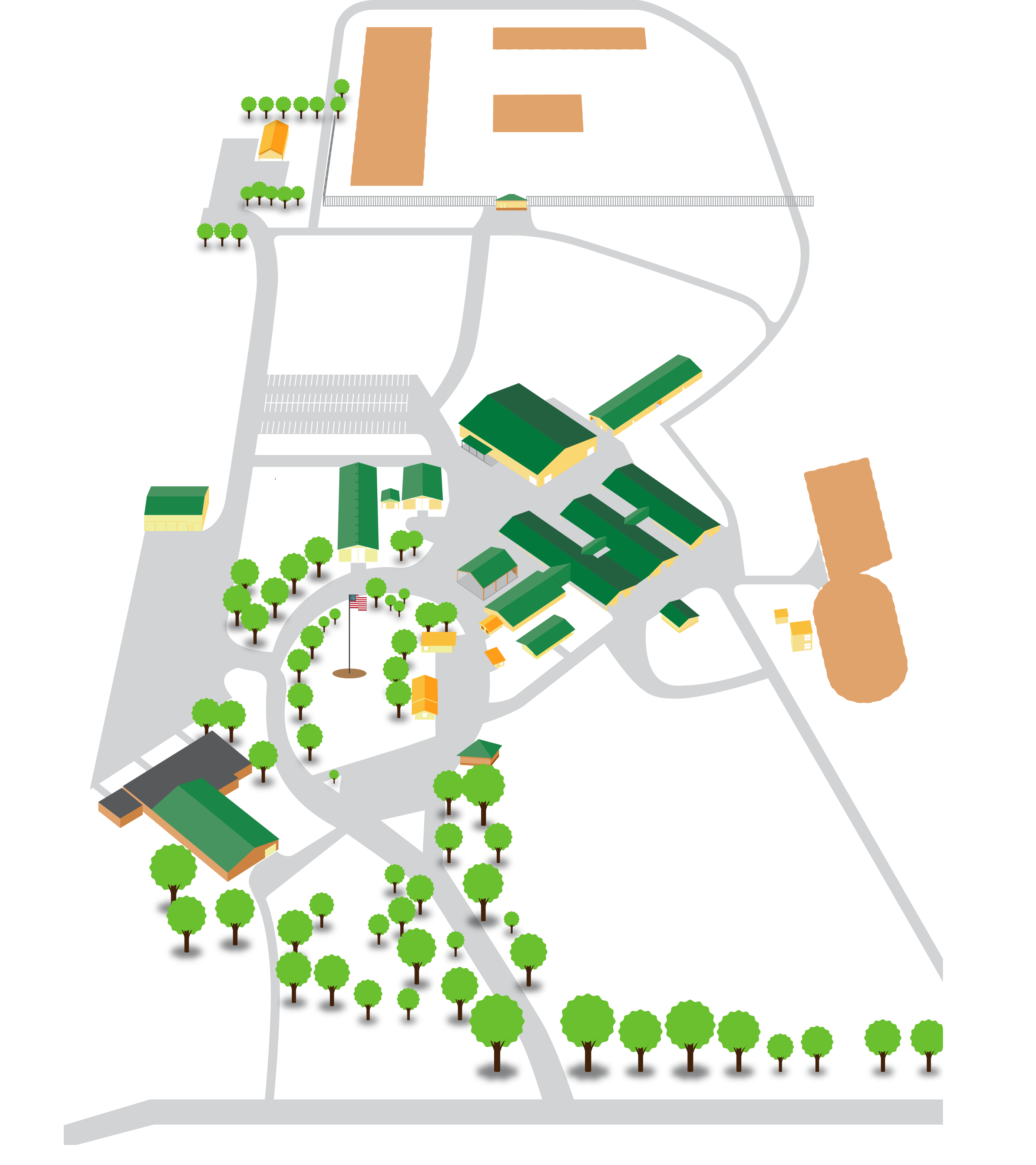 Grounds Map - Boone County 4-H Fairgrounds